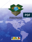 Ministério Do Desen Ind e Com Ext - Termo de Referência Internacionalização de Empresas Brasileiras DOCUMENTO