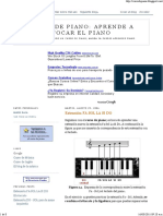 Curso de Piano_ Aprende a Tocar El Piano