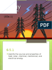 energy types sources