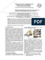 84. 264-Compliance Modelintg and Identification of 5-Axis Vertical Articulated Robot for Machining Applications