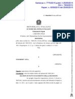 Contratto di finanziamento - carenza isc - nullità