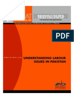 Understanding Labour Issues in Pakistan Dec 2009