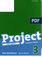 Project 3 Teacher's book Third Edition