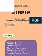 Laporan Kasus Gastritis