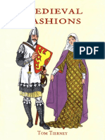 [Dover] History of Fashion - Medieval Fashions