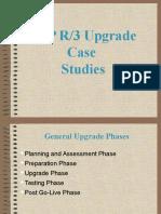 Case Studies on SAP R3 Upgrade