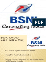 Bharat Sanchar Nigam Limited ( Bsnl )