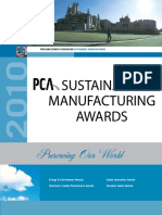 2010 Pca Ee Awards