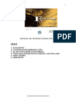 Manual de Uso Encore Castellano