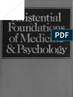 Existential Foundations of Medicine and Psychology - Medard Boss