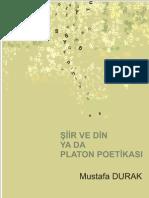 şiir ve din ya da Platon poetikası