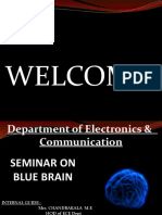 My Blue-brain Ppt