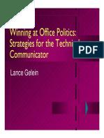 p Officepolitics