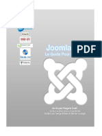 Joomla User Manuel