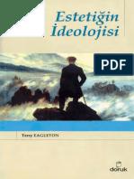 Terry Eagleton - Estetiğin İdeolojisi