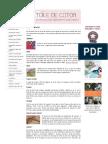 Lexique de Couture - Le Site Pour Apprendre à Coudre Seul(e)! !