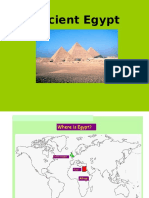 Ancient Egypt PPT Lecture 1