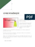 Livre Numérique _ Tout en Couture