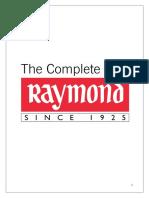 Report on Raymond