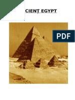 Egypt Notes