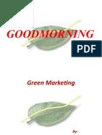 23830233 Green Marketing Ppt by Anuraag Gupta
