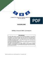 - Safety Around Belt Conveyors Rev 02-2011
