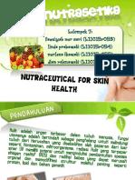 Nutraceutical for Skin Health