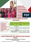 Servicio Educativo Multigrado