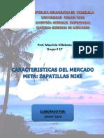 Ensayo Características Mercado Meta-Javier Lara