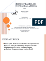 PPT Atresia Esofagus