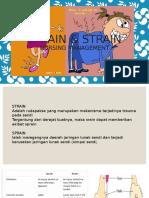 Strain Sprain