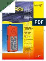 GMDSS Radio