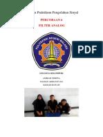 Praktikum 6 2A-D4 TE Praktikum Pengolahan Sinyal ( Amirah Nisrina, Hadian Ardiansyah, Kholid Bawafi)