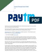 paytm report