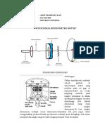 Sistem Control speedometer