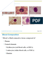 SCIT 1408 Applied Human Anatomy and Physiology II - Blood Ch 17
