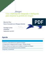 Gestión de Riesgos e ISO 9001