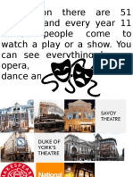 London's Theatreland