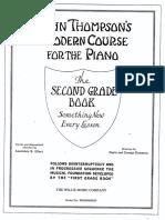 John Thompson Piano Book 1