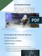 Deportivo Física Orientada Al Buceo