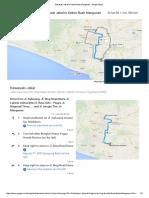 Kawasaki Jakal to Kebun Buah Mangunan - Google Maps