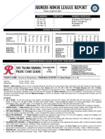 04.17.16 Mariners Minor League Report