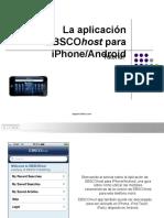Instrucciones iPhone Android