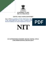 Tender Document 56 Civil