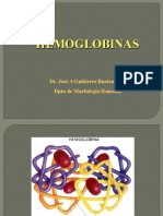 Hemoglobin as 2013