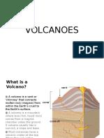 Volcanoes Handouts