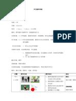 华文教学详案
