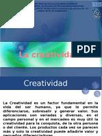 La Creatividad Saeti