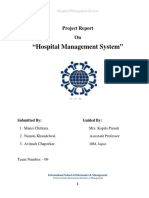 09.Project-Hospital Management System