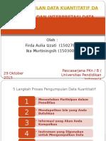 3. Ppt Pengumpulan Data Kuantitatif